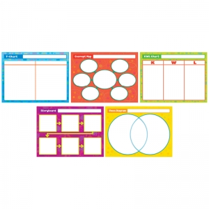 GREAT GRAPHIC ORGANIZERS BB SET