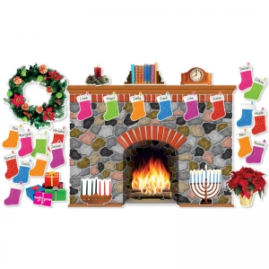 HOLIDAY HEARTH BB SET