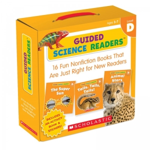 LEVEL D GUIDED SCIENCE READERS  PARENT PACK
