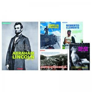 AMERICAN HEROES 5 PIECE POSTER ST