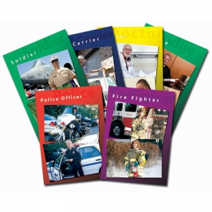 OCCUPATIONS POSTER SET SET OF 6