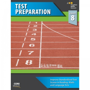 CORE SKILLS TEST PREPARATION GR 8