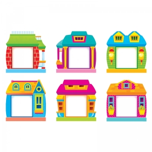 YEAR ROUND HOUSES ACCENTS VARIETY  PACK