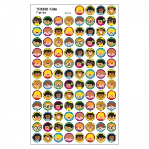 SUPERSPOTS STICKERS TREND KIDS