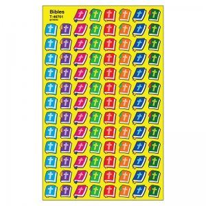 Bibles superShapes Stickers, 800 ct