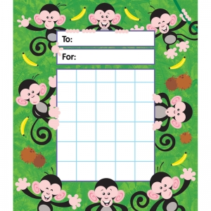 MONKEY MISCHIEF INCENTIVE PADS