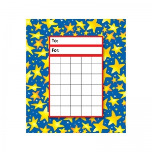STAR BRIGHTS INCENTIVE PADS