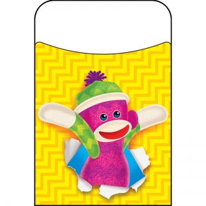 SOCK MONKEYS TERRIFIC POCKETS