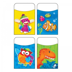 POCKET PALS TERRIFIC POCKETS  VARIETY PACK