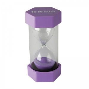 LARGE SAND TIMER 10 MINUTE