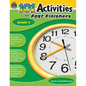 GR 3 101 ACTIVITIES FOR FAST  FINISHERS