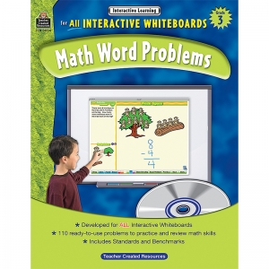 INTERACTIVE LEARNING GR 3 MATH  WORD PROBLEMS