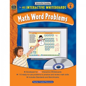 INTERACTIVE LEARNING GR 4 MATH  WORD PROBLEMS