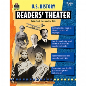 US HISTORY READERS THEATER GR 5-8
