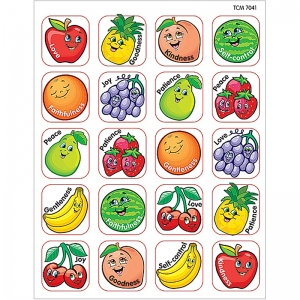 STICKERS FRUIT OF THE SPIRIT