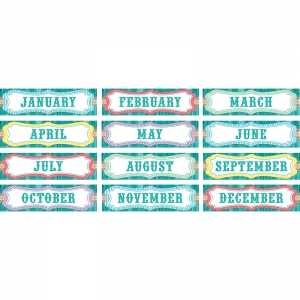 SHABBY CHIC MONTHLY HEADLINERS