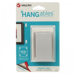 HANGables 3in x 1 3/4in strips.4 ct.6/24
