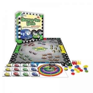 BUMPER CAR MATH GAME MULTIPLICATION  DIVISION