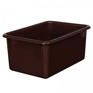 Cubby Tray, Brown