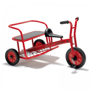 Viking Twin Taxi Tricycle