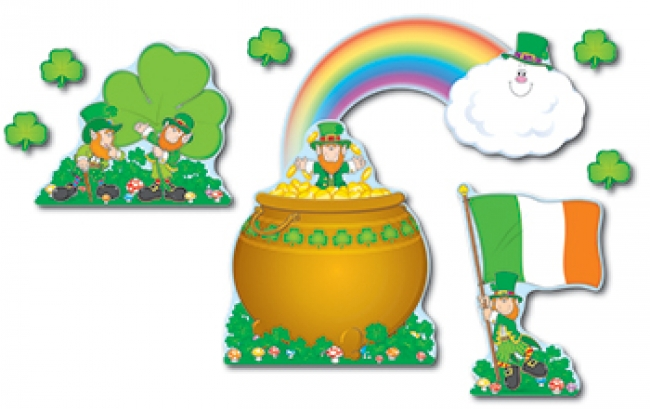 BB SET ST. PATRICKS DAY