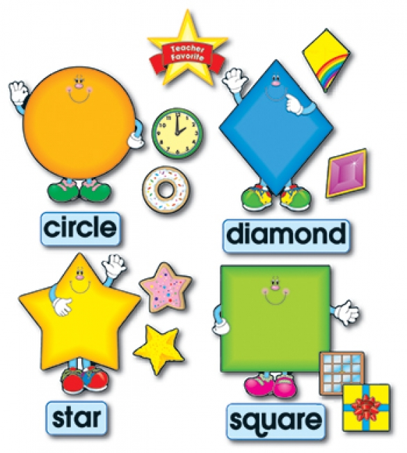 BB SET SHAPES 8 SHAPES 8 WORDS 16  ACCENTS