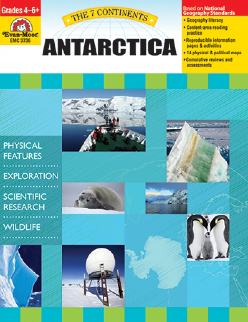 7 CONTINENTS ANTARCTICA AND THE