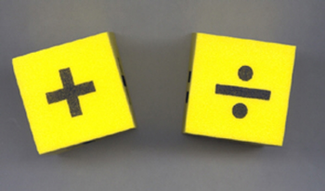 FOAM DICE 2 OPERATOR SET OF 2