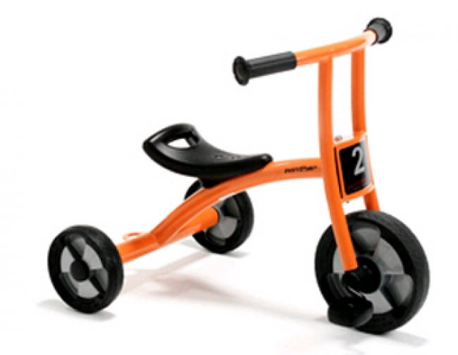 TRICYCLE SMALL AGE 2-4
