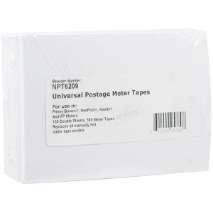 NuPost Remanufactured Postage Meter Tapes (Alternative for NeoPost Hasler 7465233-01)