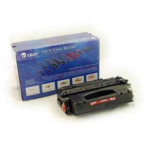 11320 High Yield MICR Toner Secure Cartridge (6,000 Yield) (Compatible with HP LaserJet 1320 Printer, HP Toner OEM# Q5949X)