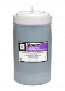 Xtreme Lubricating Foaming Detergent - 15 Gal Drum