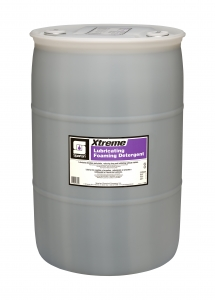 Xtreme Lubricating Foaming Detergent - 55 Gal Drum