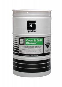 Oven & Grill Cleaner - 30 Gal Drum