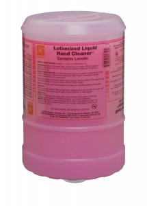 Lotionized Liquid Hand Cleaner - Flat Top - 1 Gal 4/Cse