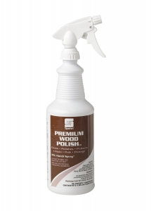 Premium Wood Polish - Quart 12/Cse