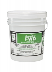 Consume FWD - Pail W/Powdr