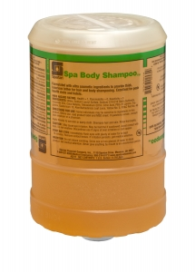 Spa Body Shampoo - Flat Top - 1 Gal 4/Cse