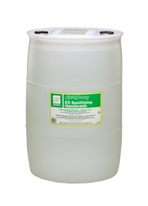 Lite'n Foamy E2 Sanitizing Handwash - 55 Gal Drum
