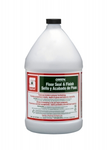 Green Solutions  Floor Seal & Finish - 1 Gal 4/Cse