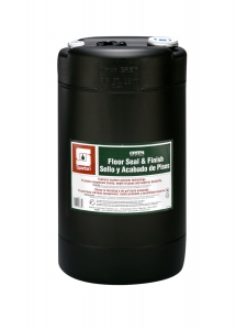Green Solutions  Floor Seal & Finish - 15 Gal Drum