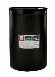 Green Solutions  Floor Seal & Finish - 55 Gal Drum