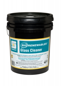 BioRenewables  Glass Cleaner - 5 Gal Pail