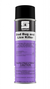 Bed Bug & Lice Killer - 12-17.5 Oz.Can