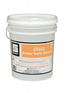Clothesline Fresh Color Safe Bleach  5 - 5 Gal Pail