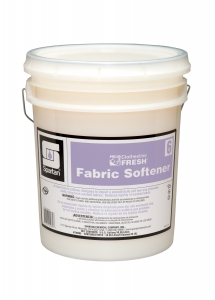 Clothesline Fresh Fabric Softener  6 - 5 Gal Pail