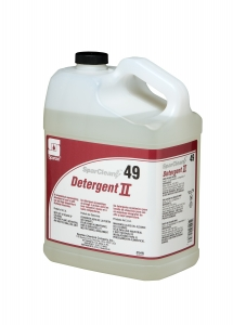SparClean Detergent II w/Insert - 1 Gal 4/Cse F-Style