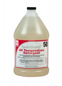 SparClean All Temperature Detergent  50 - 1 Gal 4/Cse