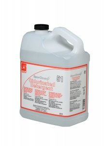 SparClean Chlorinated Detergent w/Insert - 1 Gal 4/Cse F-Style