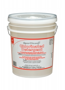 SparClean Chlorinated Detergent  51 - 5 Gal Pail
